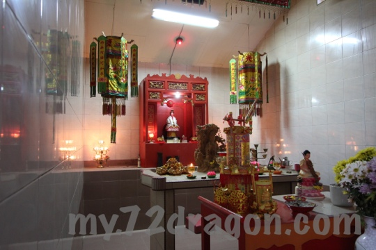 Xian Si Shi Ye Gong-Serendah / 仙四師爺宮-双文丹8