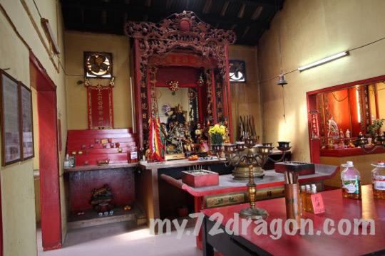 Qian Gu Miao-Rasah / 千古庙-亚沙3