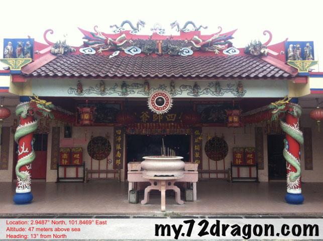 Xian Si Shi Ye Gong-Semenyih / 仙四師爺宮-士毛月1