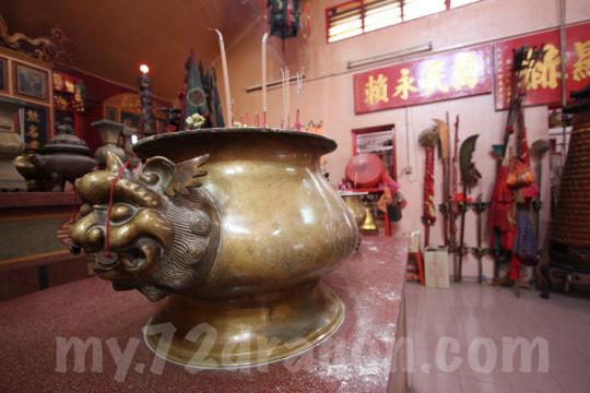 Xian Si Shi Ye Gong-Semenyih / 仙四師爺宮-士毛月10