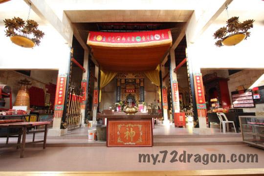 Shi Ye Miao-Sg.Besi / 師爺庙-新街场3