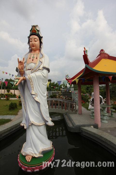 Shi Ye Miao-Sg.Besi / 師爺庙-新街场10