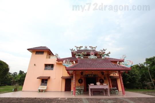 Nan Zhen Gong-Ulu Yam / 南鎮宫-烏汝音2
