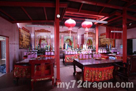 Wen Wu Sheng Di Miao-Bukit Tinggi / 文武聖帝廟-武吉丁宜2