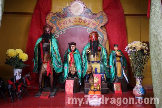 Wen Wu Sheng Di Miao-Bukit Tinggi / 文武聖帝廟-武吉丁宜3