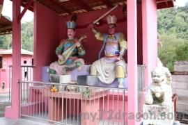 Wen Wu Sheng Di Miao-Bukit Tinggi / 文武聖帝廟-武吉丁宜4