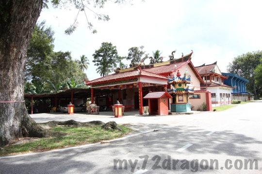 Long Bang Gu Miao-Kalumpang / 龍邦古廟-龍邦2