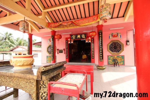Hock Heng Keng-Kg Sri Menanti / 復興宮-紅橋 2