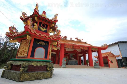 Kim Chuan Tian-Bakariah / 金全殿-峇加利亞2