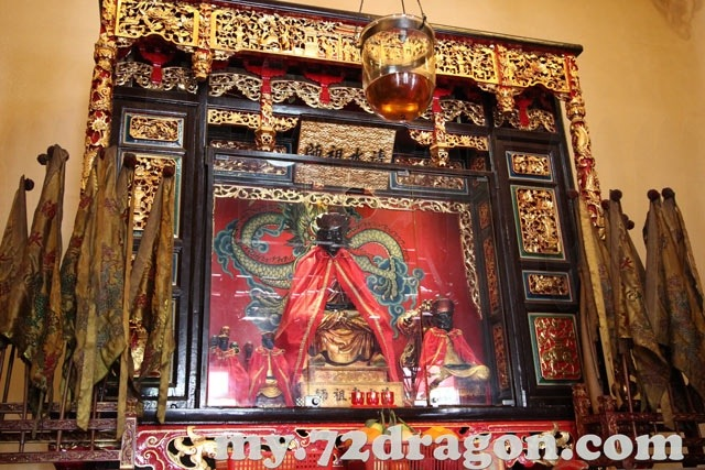 Fu Xing Gong Snake temple-Penang / 福興宮蛇廟-檳城2