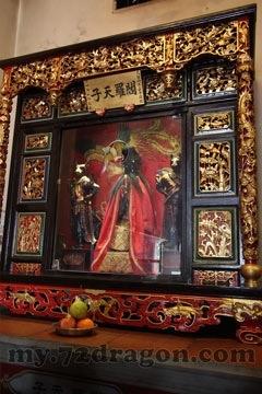 Fu Xing Gong Snake temple-Penang / 福興宮蛇廟-檳城3