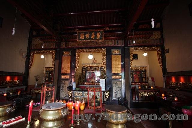 Fu Xing Gong Snake temple-Penang / 福興宮蛇廟-檳城5