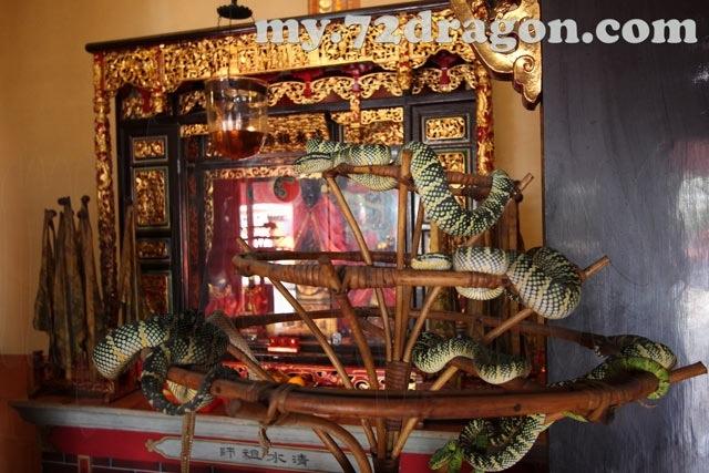 Fu Xing Gong Snake temple-Penang / 福興宮蛇廟-檳城9