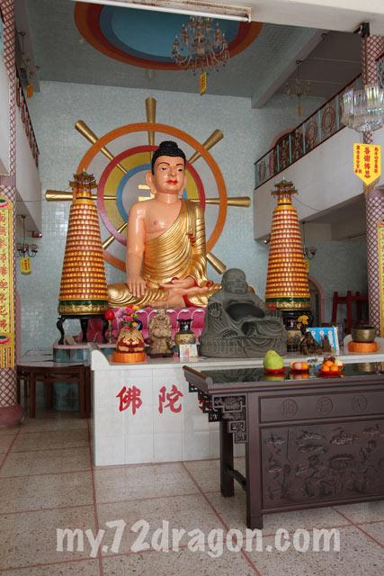 Nan Ting Si-Parit Unas / 南亭寺-巴力温那 07