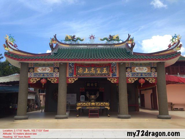 Ling An Dian-Panchor / 靈安殿-班卒