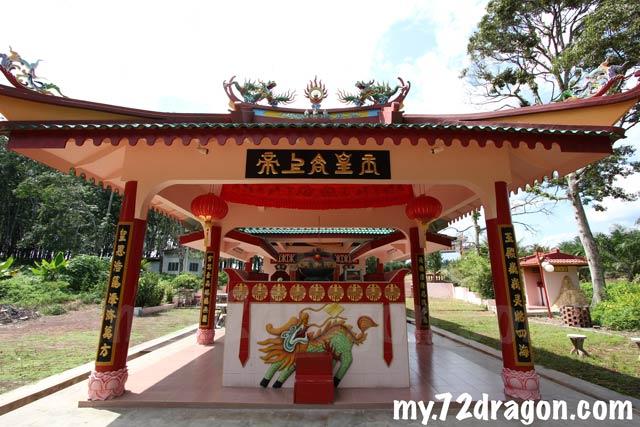 Old Ling An Dian-Panchor / 舊靈安殿-班卒 2