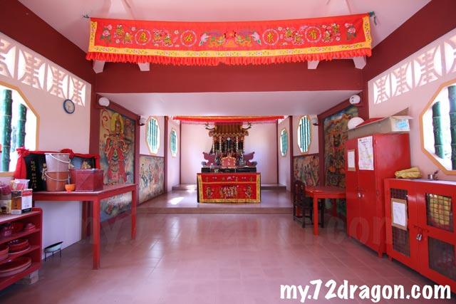 Old Ling An Dian-Panchor / 舊靈安殿-班卒 3