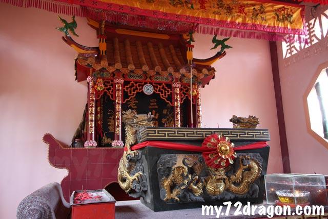 Old Ling An Dian-Panchor / 舊靈安殿-班卒 4