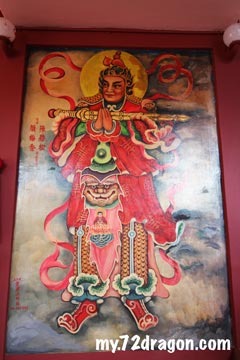 Old Ling An Dian-Panchor / 舊靈安殿-班卒 5