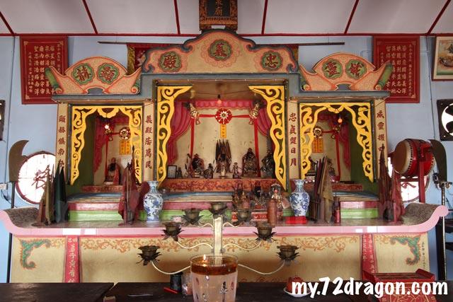 Fu Quan Miao-Batang Kali / 福泉廟-峇冬加里 3