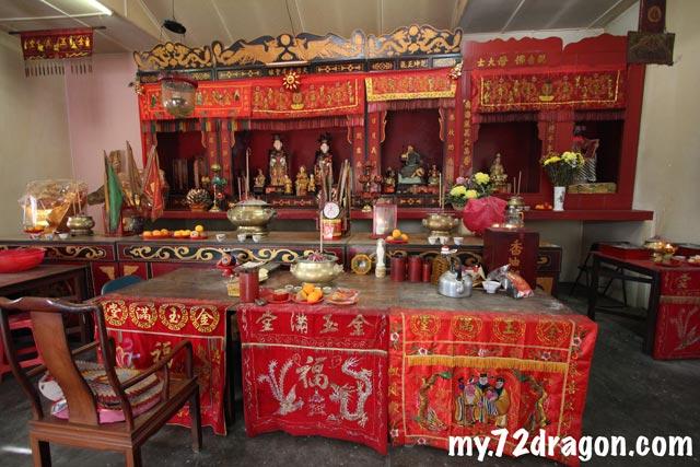 Sheng Niang Miao-Mantin / 聖娘廟-文丁 2