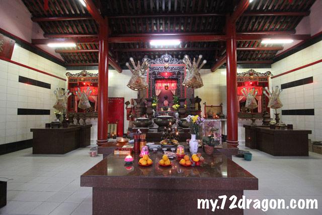 Guan Yin Gu Miao-Papan / 觀音古廟-甲板 2