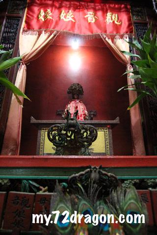 Guan Yin Gu Miao-Papan / 觀音古廟-甲板 3