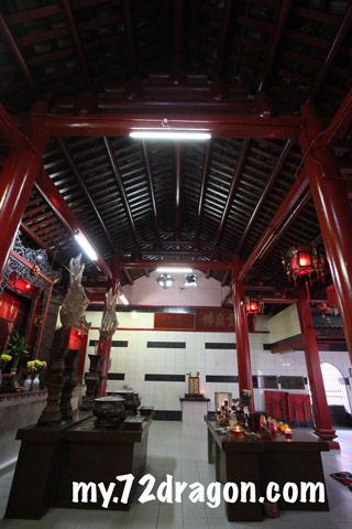 Guan Yin Gu Miao-Papan / 觀音古廟-甲板 4