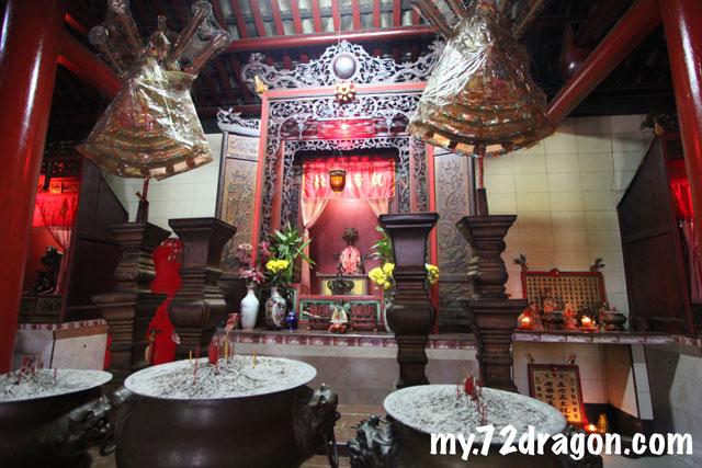 Guan Yin Gu Miao-Papan / 觀音古廟-甲板 5