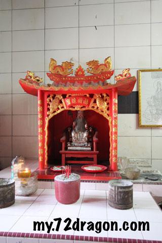 Guan Yin Gu Miao-Papan / 觀音古廟-甲板 8