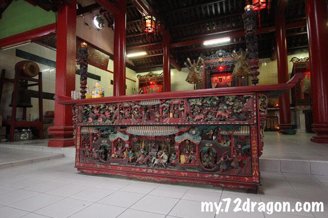 Guan Yin Gu Miao-Papan / 觀音古廟-甲板 9