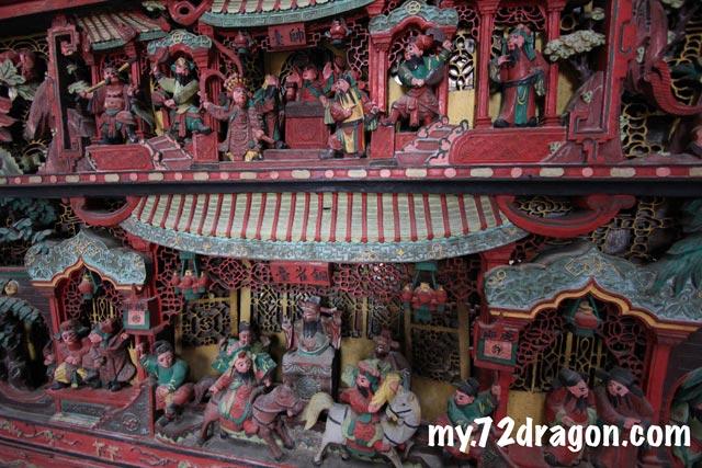 Guan Yin Gu Miao-Papan / 觀音古廟-甲板 10