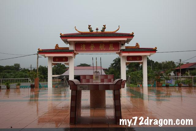 Guan Yin Gu Miao-Papan / 觀音古廟-甲板 11