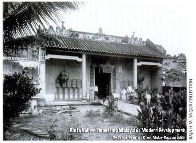 Guan Yin Gu Miao-Papan / 觀音古廟-甲板 12