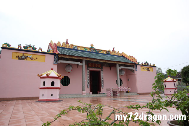 Guan Yin Gu Miao-Papan / 觀音古廟-甲板 13