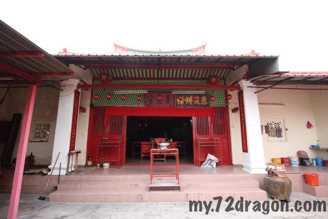 Kwong Fook Kong-Titi / 廣福宮-知知港 2