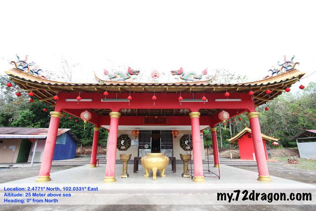 Yik Wang Pak Ku Meo-Linggi / 玉皇盤古庙- 寧宜