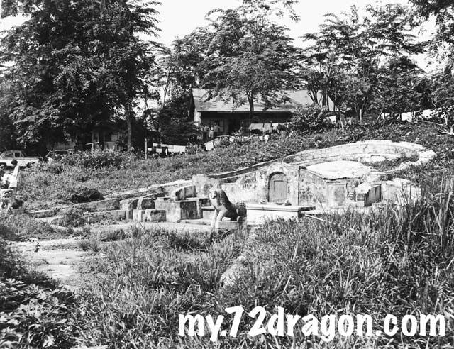 Kapitan Yap Ah Shak Memorial / 甲必丹葉亞石墓園 08