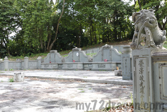 Kapitan Chung Thye Phin Memorial / 甲必丹鄭大平墓園 08