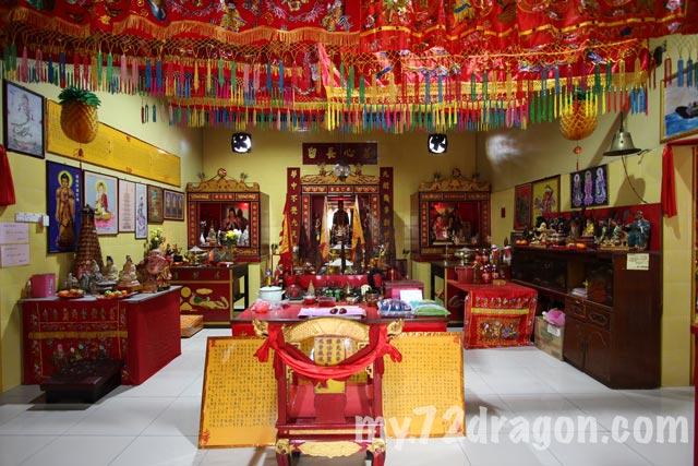 Tan Gong Xian Sheng Miao-Mantin / 譚公仙聖廟-文丁 02