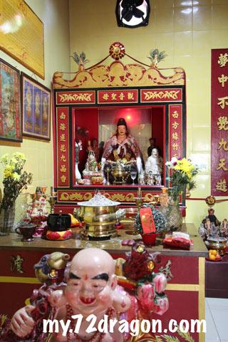 Tan Gong Xian Sheng Miao-Mantin / 譚公仙聖廟-文丁 08