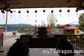 Tan Gong Xian Sheng Miao-Mantin / 譚公仙聖廟-文丁 12