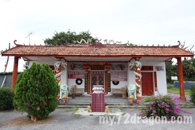 Tan Gong Xian Sheng Miao-Mantin / 譚公仙聖廟-文丁 13