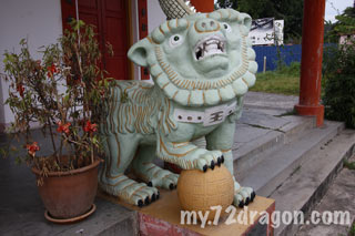 Tan Gong Xian Sheng Miao-Mantin / 譚公仙聖廟-文丁 15